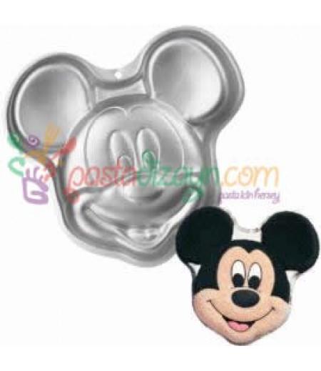 Mickey Mouse Pasta,Kek Kalıbı