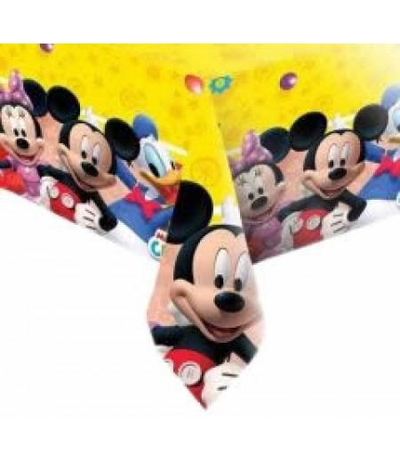 Mickey Mouse Temalı Masa Örtüsü