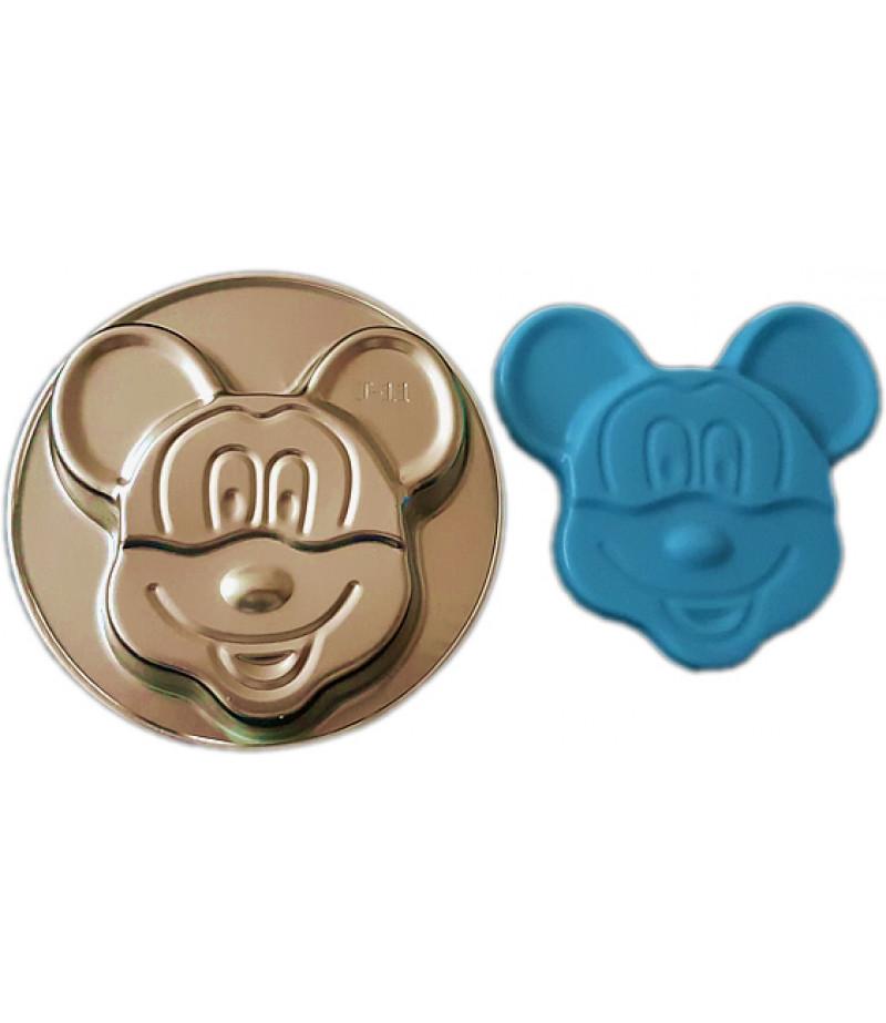 Mickey Mouse,Mini Kek,Pasta Kalıbı