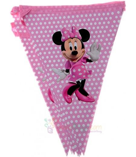 Minnie Mouse Figürlü Flamalar,Paket