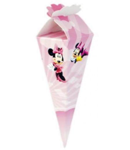 Minnie Mouse Külah Şekerlik,10 Adet