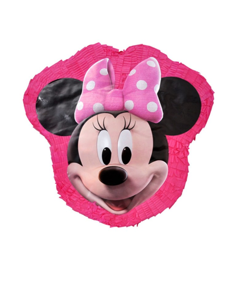 Minnie Mouse Görselli  Pinyata