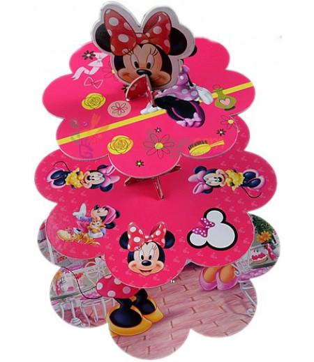 Minnie Mouse Temalı Sunum Standı