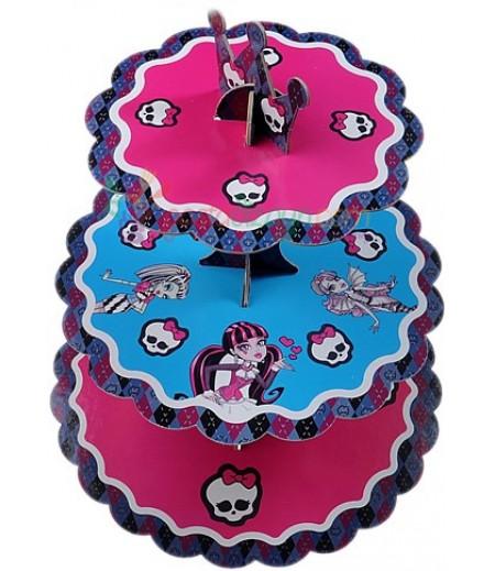 Monster High Temalı Sunum Standı