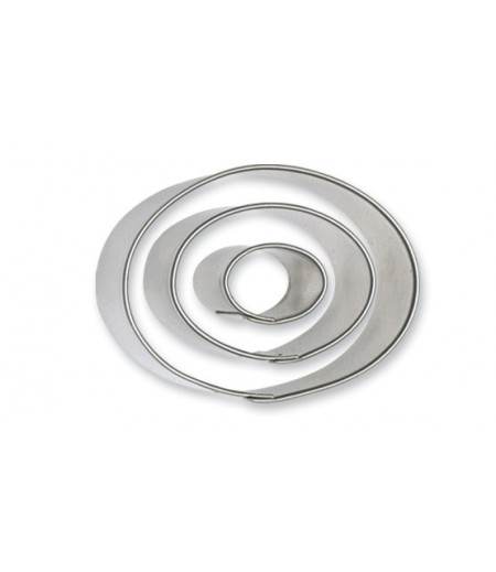 Nazar Boncuğu Metal Kalıplar, 3-5cm