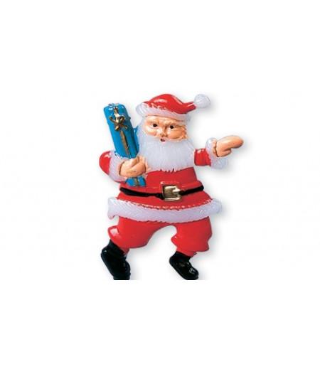 Noel Baba, Pasta Üstü Süslemesi