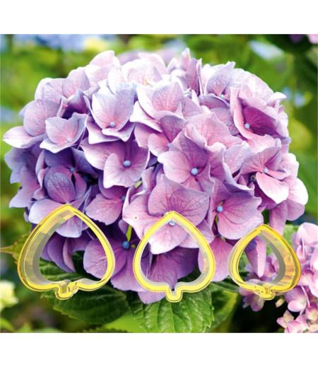 Ortanca Çiçeği Yapma Seti, Polikarbon