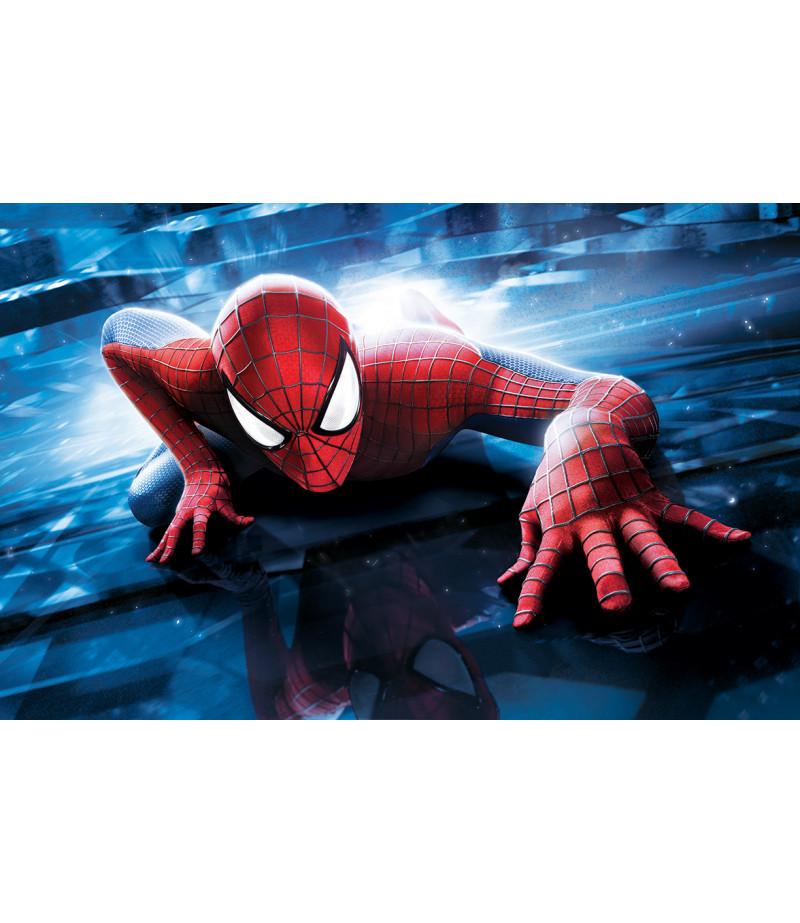 Örümcek Adam Gofret Kağıdı İle Baskı