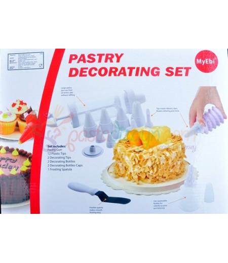 Pasta Dekorasyon Seti,20 Parça