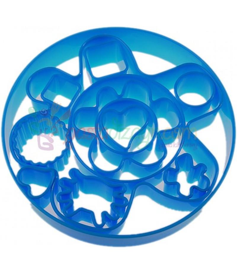 Plastik Özel Kurabiye Kalıpları