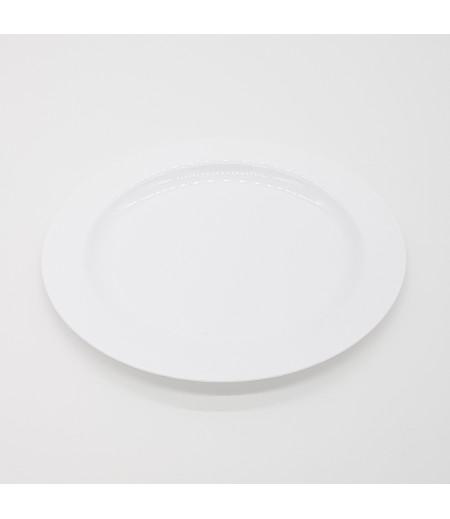 Plastik Tabak 10 lu Beyaz 26 cm