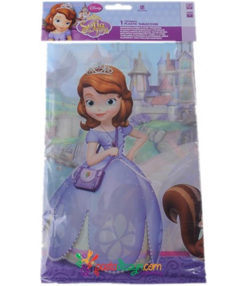 Prenses Sofia Temalı Masa Örtüsü