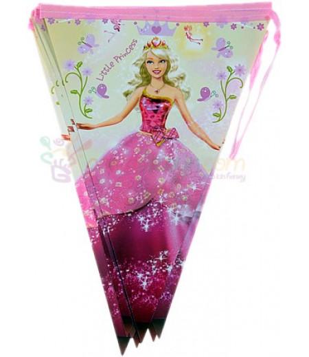 Prenses Temalı Flamalar,Paket