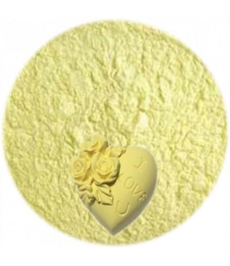 Sarı Renk Kokulu Taş Tozu,1kg