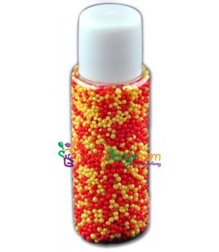Sarı,Kırmızı Mini Top Şekerler,30gr
