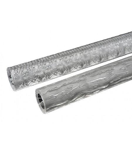 Hamur Yapımı İçin Dekoratif Şeffaf Merdane-32 cm