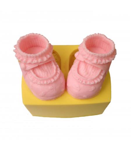 Silikon Bebek Ayakları Kalıbı -2
