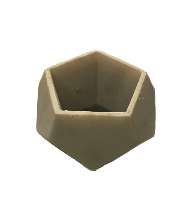 silikon beton geometrik temal ikolata sabun kokulu ta kal b. Black Bedroom Furniture Sets. Home Design Ideas