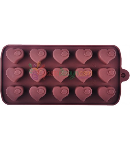Kalpli Çikolata,Sabun Kalıbı