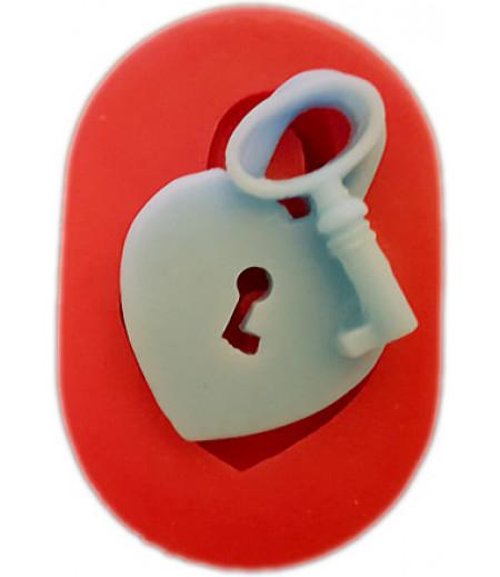 Silikon Kalpli Anahtar Kalıbı