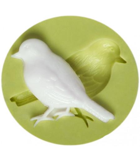 Silikon Kuş Kalıbı