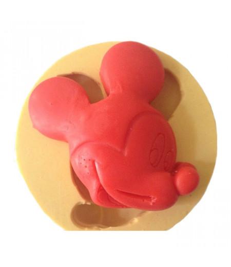 Silikon Mickey Mouse Sabun,Figür Kalıbı
