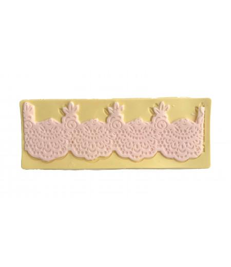 Silikon Pasta,Sabun,Kokulu Taş Dekoratif Kenar -16