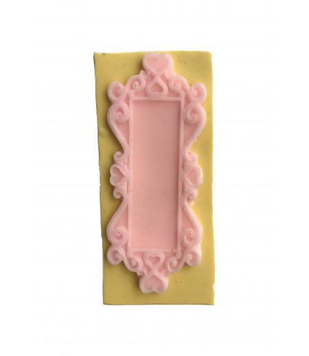 Silikon Pasta,Sabun,Kokulu Taş Dekoratif Kenar -19