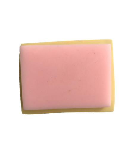 Silikon Sabun Mum Kokulu Taş Kalıbı -10