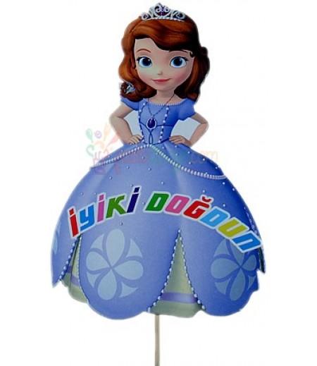 Sofia Temalı Konuşma Balonu