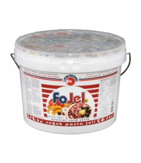 Fo,Çikolatalı Soğuk Jel,1 Kg