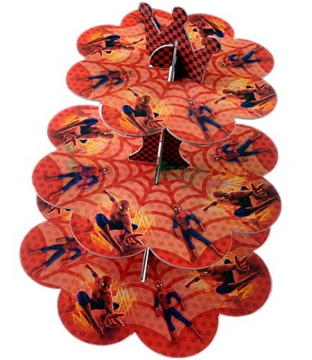 Spiderman,Örümcek Adam Kek Standı