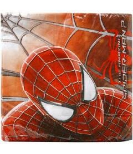 Spiderman,Örümcek Adam Temalı Peçeteler