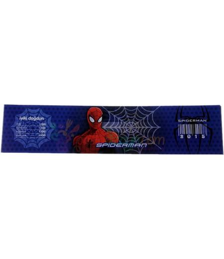 Spiderman,Şişe Ve Bardak Süsleme Etiketleri,10 Adet