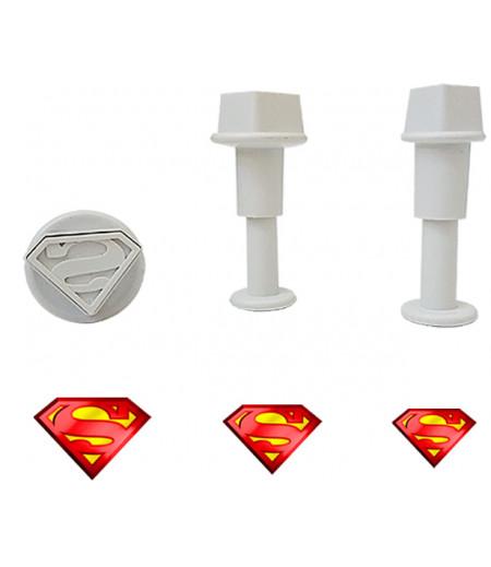 Süperman Basmalı Kopat Set, 3'lü