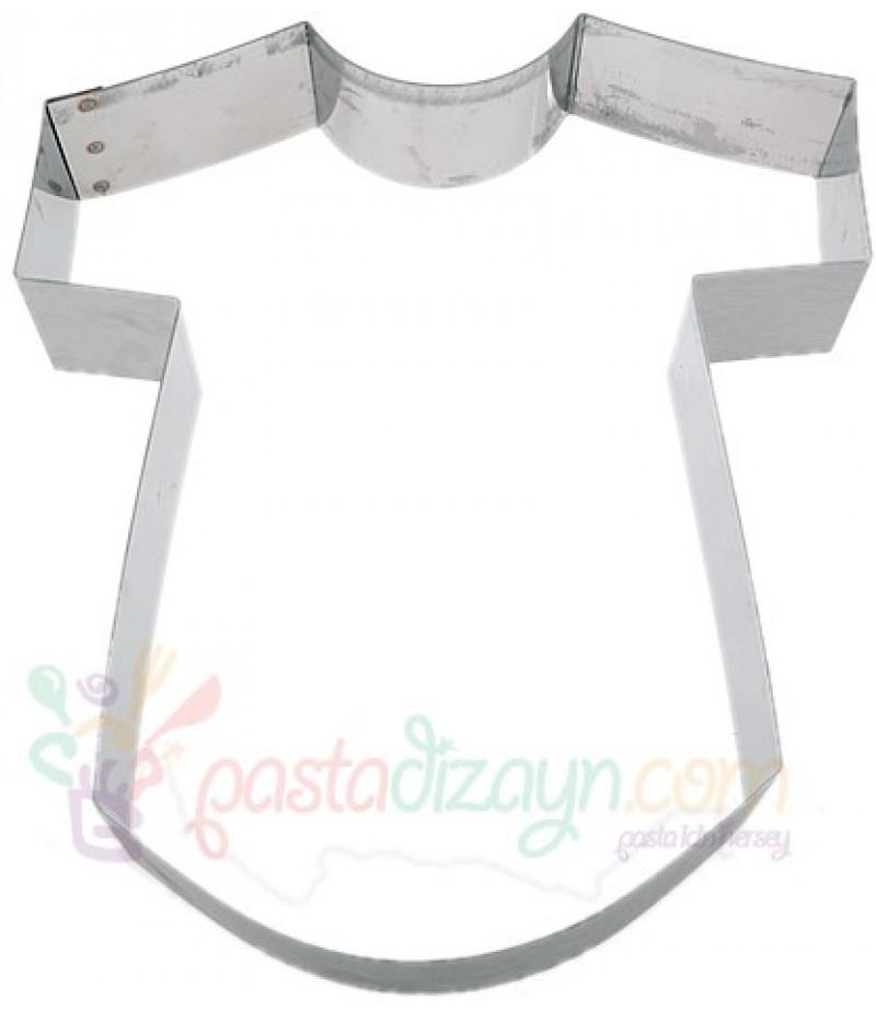 Tişört,Forma Şekilli Pasta Kalıbı