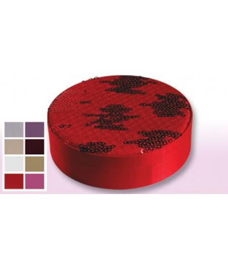 Yuvarlak Pasta Kutuları, Değişik Renklerde